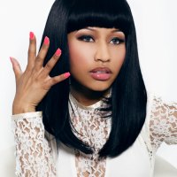 Nicki Minaj for XXL magazine