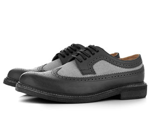 House of Hounds Lester brogues for Topman