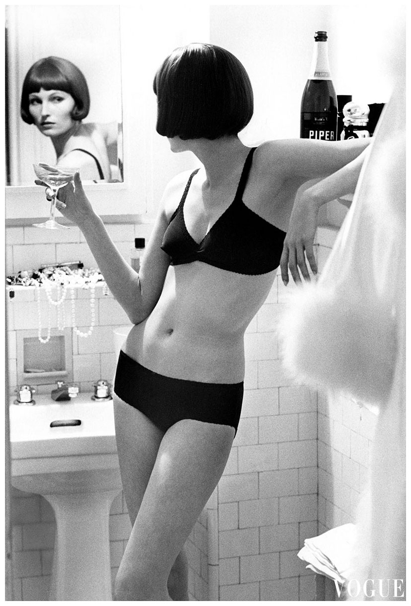 Helmut Newton, Vogue, 1972