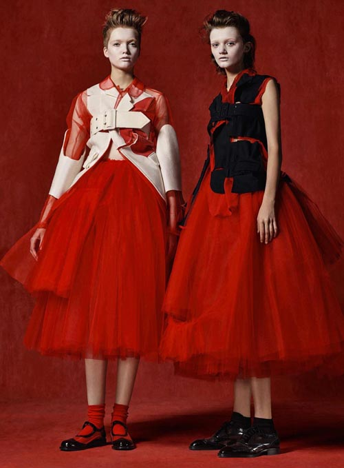Rei Kawakubo + Comme des Garçons, Art of the In-Between