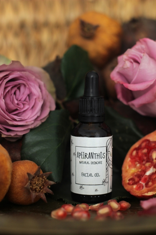 Apeiranthos Facial Oil