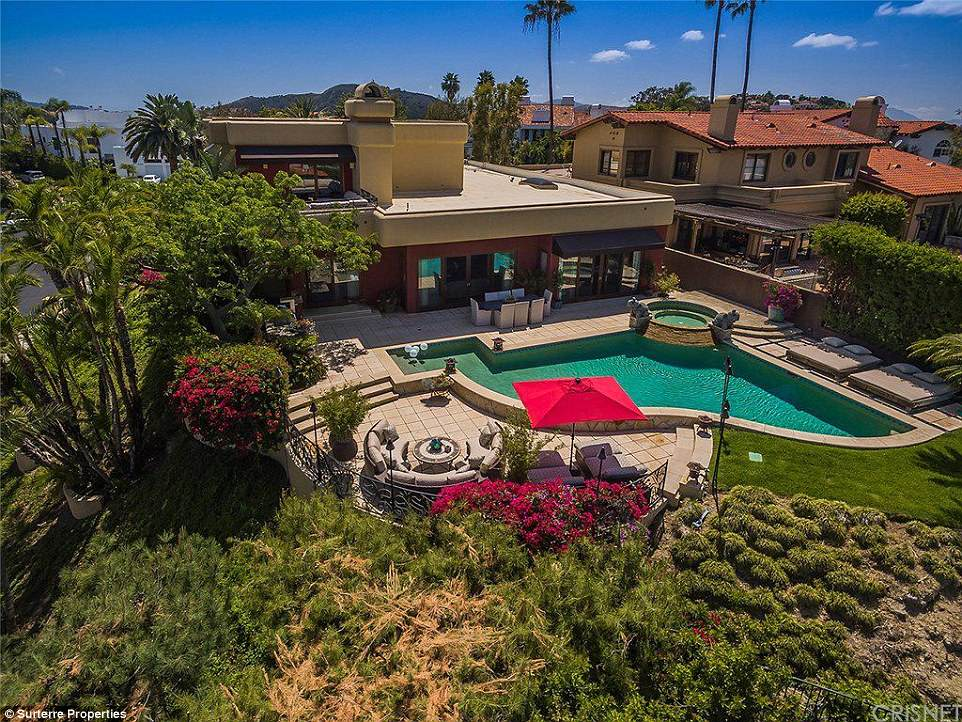 Tommy Lee Calabasas home