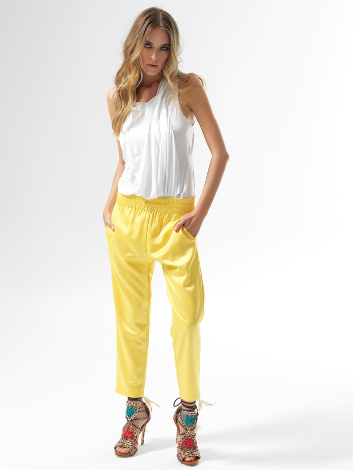 Margot Yellow Pants